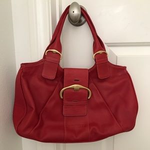 Vicosta leather handbag **Like new!